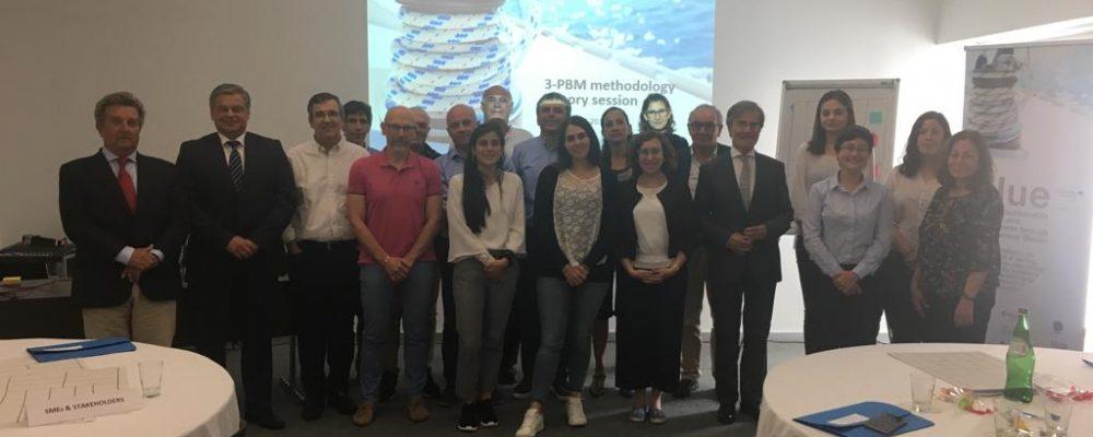 """Dhoma e Tregtisë dhe Industrisë Durrës merr pjesë në takimin në kuadër të Projektit """"iBLUE"""""""