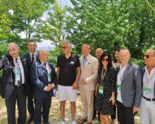 Dhoma e Tregtisë dhe Industrisë Durrës merr pjesë në takimin me ANDREA BOCELLI FOUNDATION
