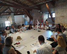 Dhoma e Tregtisë dhe Industrisë Durrës merr pjesë në mbledhjen e Bordit Drejtues të Forumit Adriatiko-Jonian